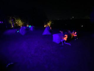 Blacklight Laser Tag Rentals