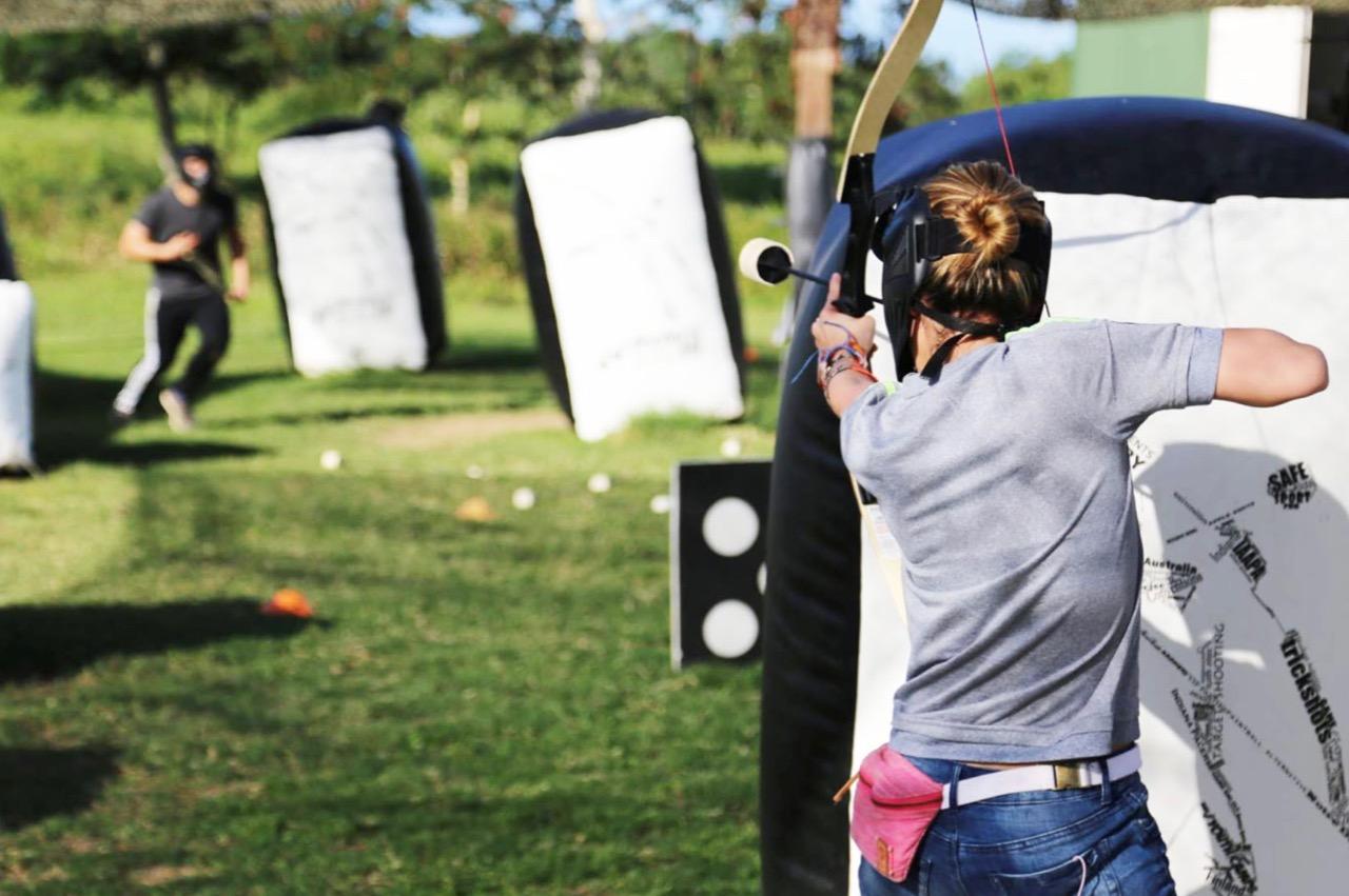 Archery Tag Rental - Miami - Fort Lauderdale - Florida - West Palm Beach