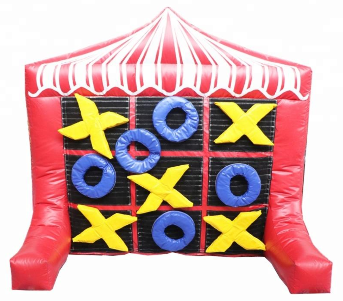 Inflatable Jumbo Connect 4-Tic Tac Toe R