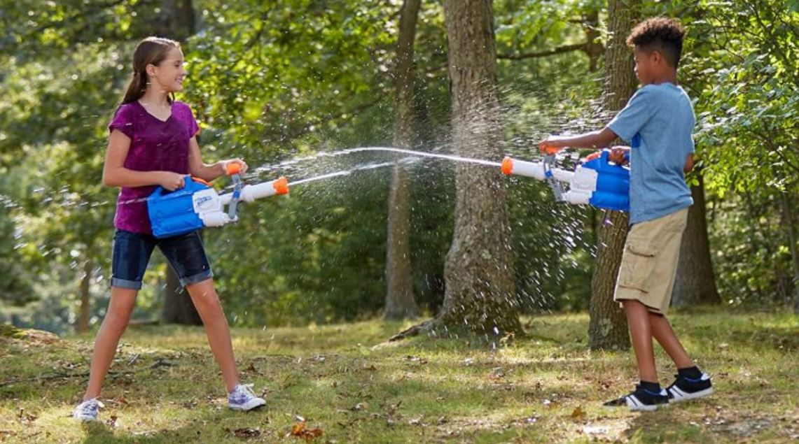 NERF Water Gun Battles - Party Rentals -