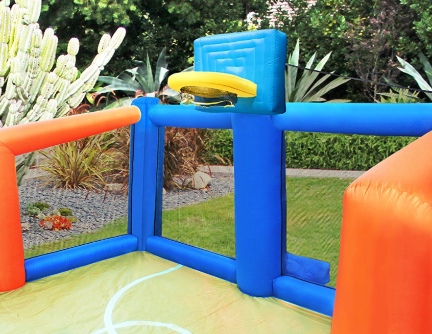 Basketball Bounce House - Inflatable - Fort Lauderdale 786-423-8759