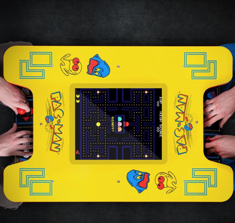 Pac-Man Arcade Machine Rentals - Corpora