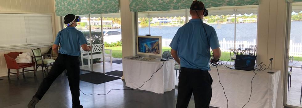 Virtual Reality Rental Florida - Corpora
