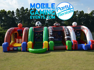Party Inflatables for rent Near me