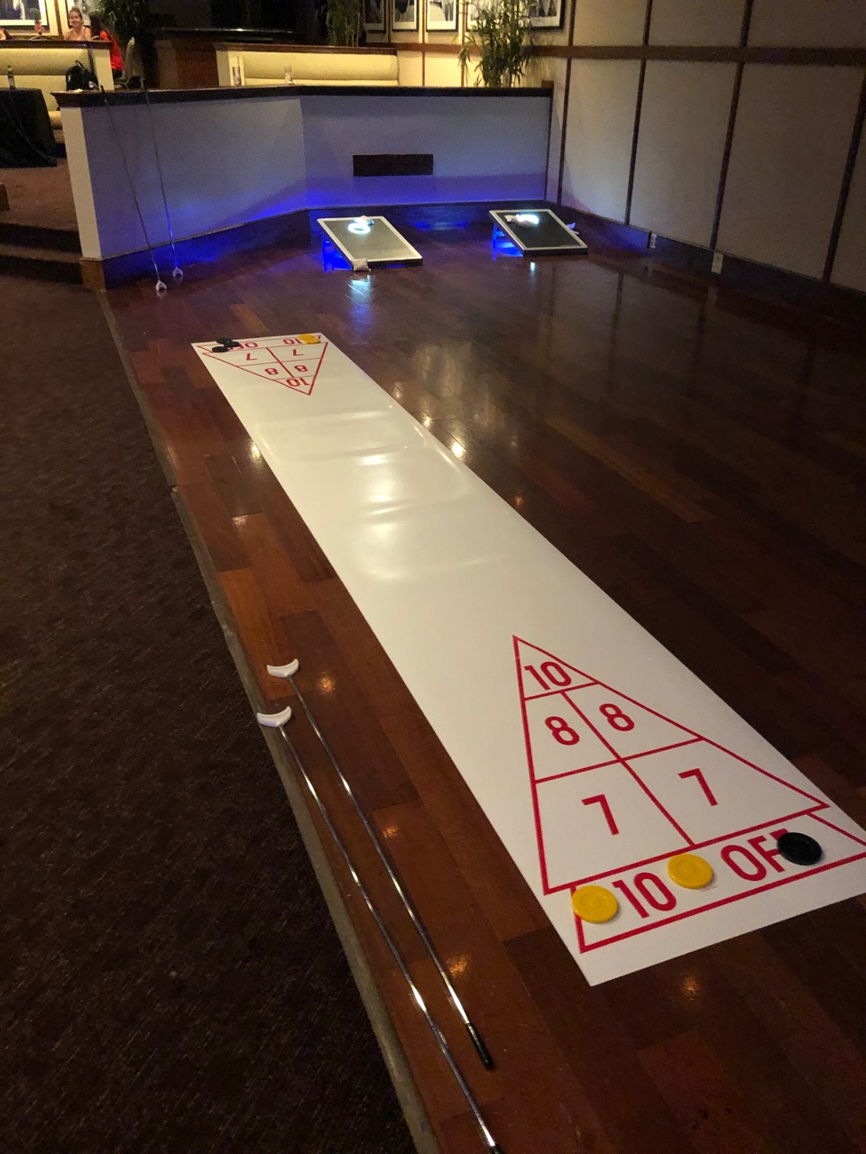 Shuffleboard Rental Florida - Corporate