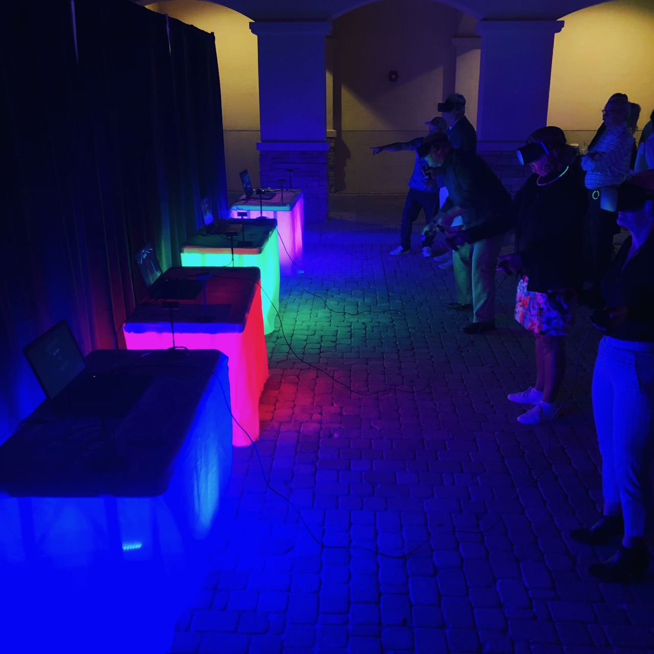 Virtual Reality Rental Florida - School