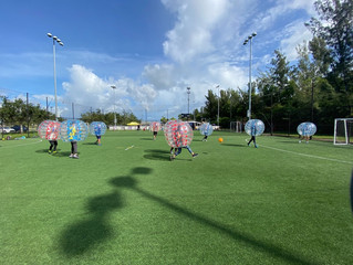 NERF - Bubble Soccer Rentals South Florida
