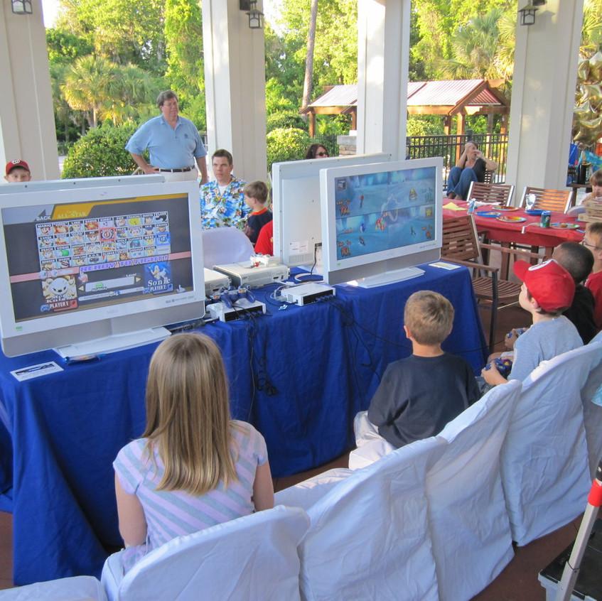 Orlando Video Gaming Party