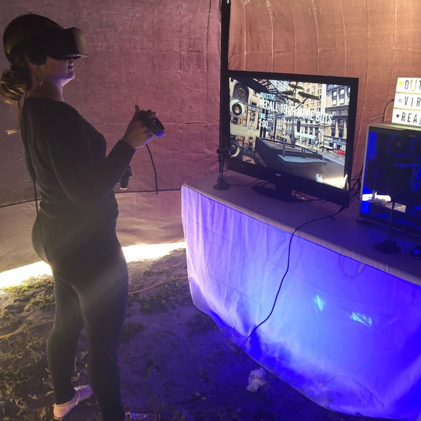 VR Party Rentals - Outdoor