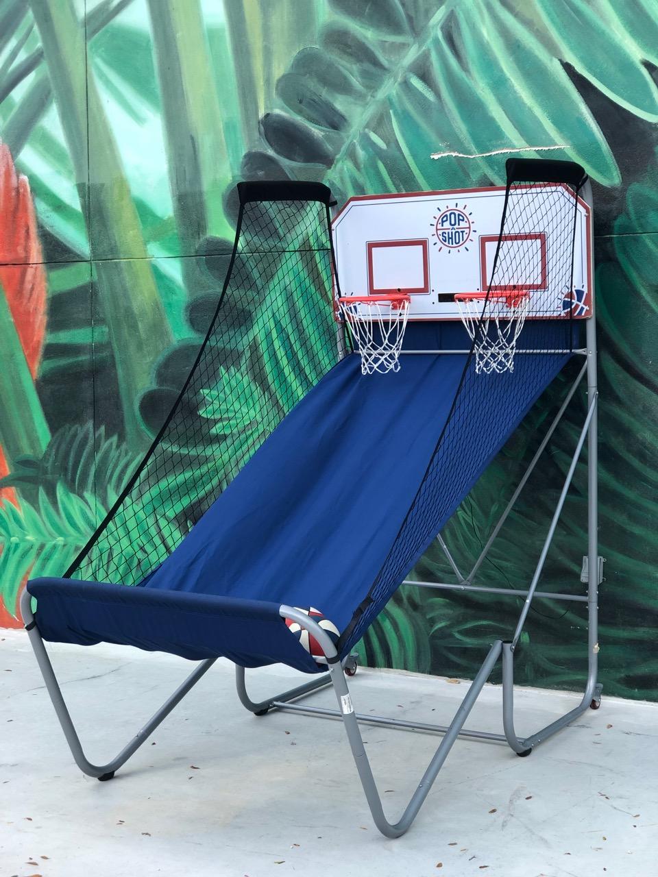 2 Player Basketball Arcade Rental Florid