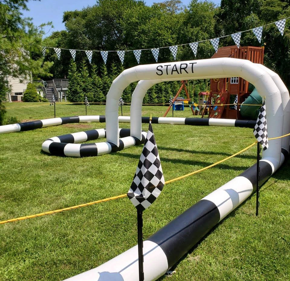 Outdoor RC Birthday Party Rentals Florid