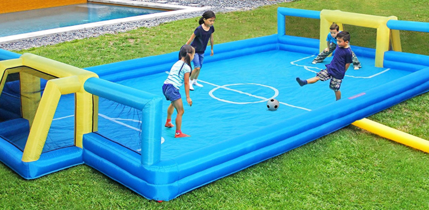 Soccer Inflatable - Bounce House - Weston, Florida 786-423-8759