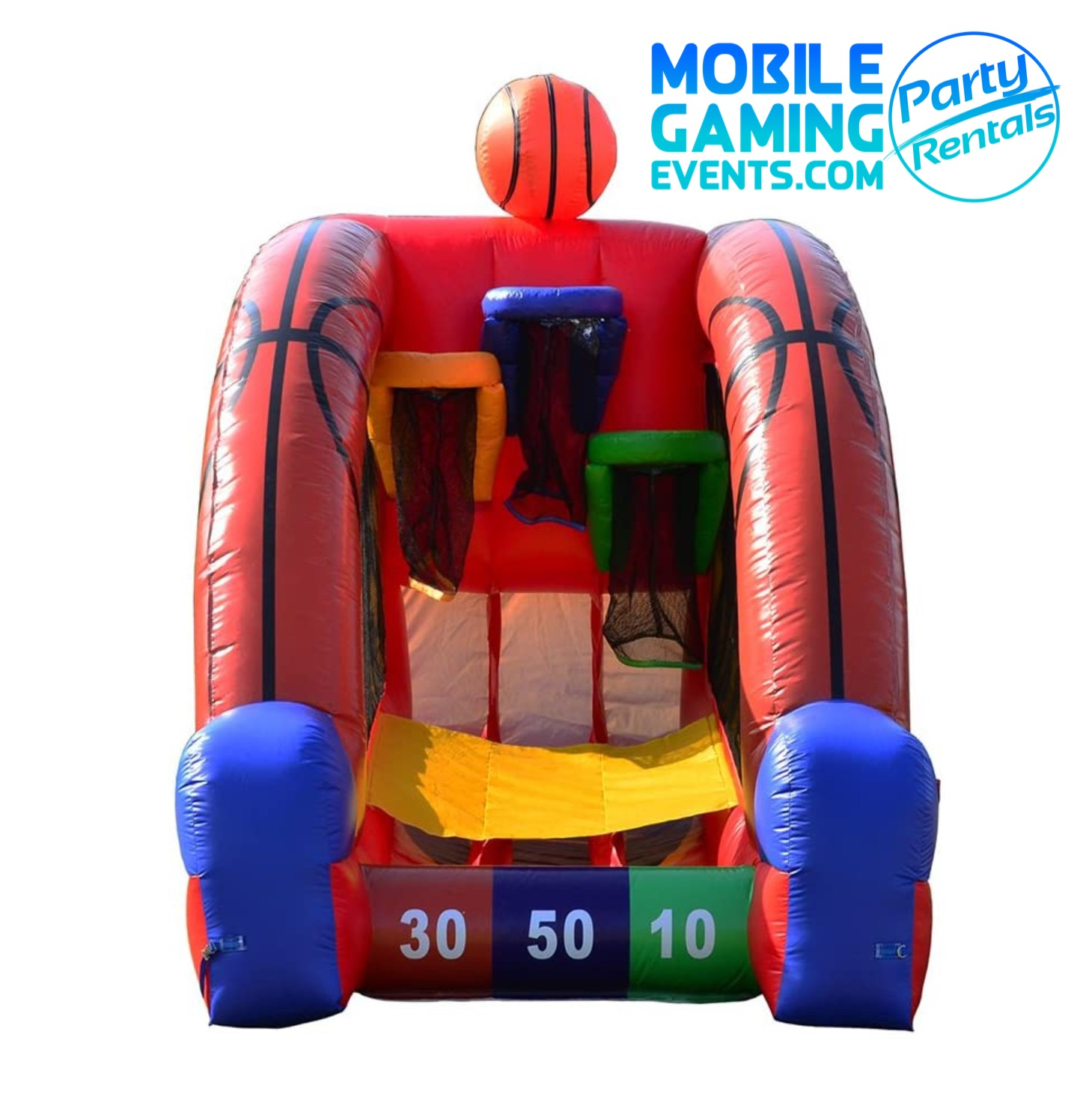 Inflatable Basketball Points Rentla - Bi