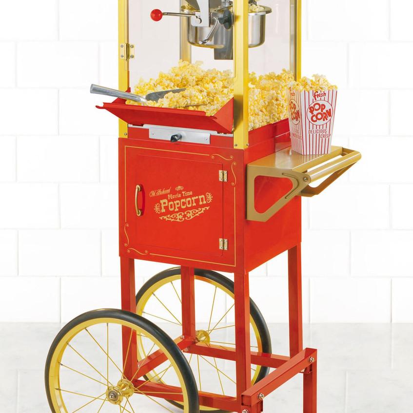 Popcorn Stand Rental Miramar