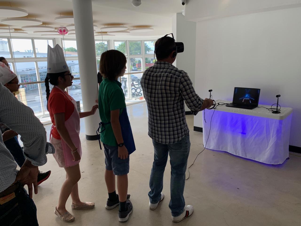 Virtual Reality Rentals Florida - Corpor