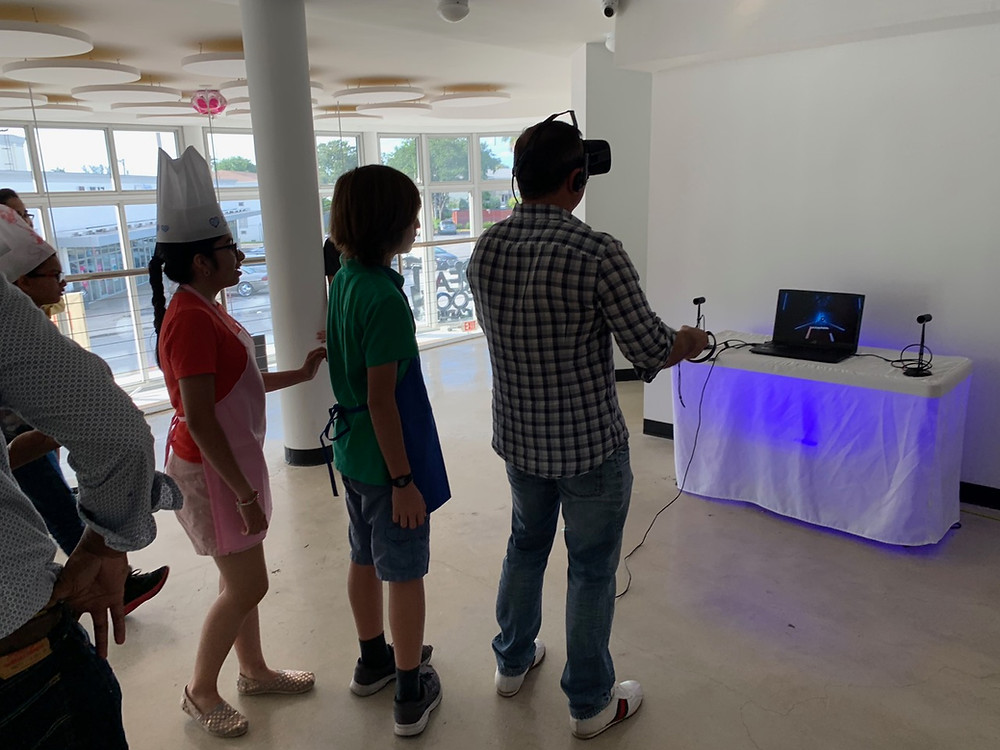 Virtual Reality Rentals Miami - Corporate Events - Florida 786-423-8759