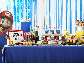 Super Mario Theme Video Gaming Party Rental - Delray Beach - Florida - 786-423-8759