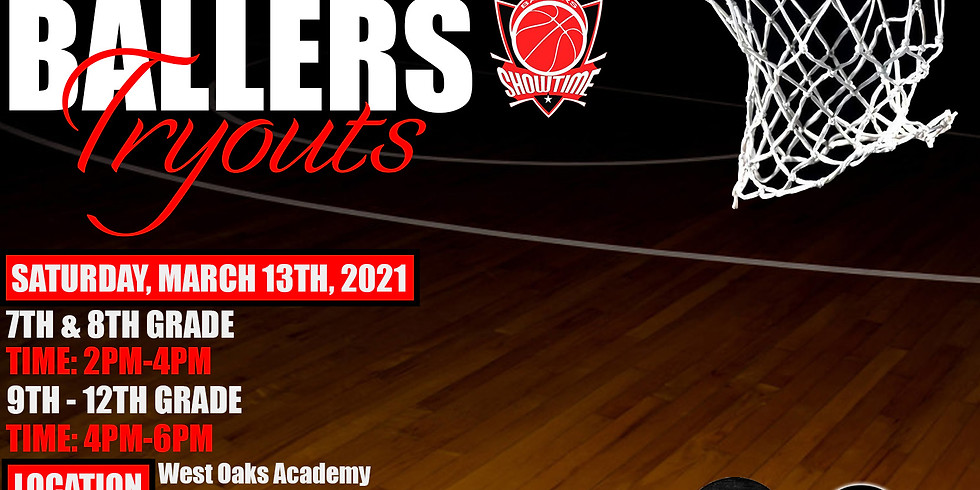 Showtime Ballers Tryout | Orlando