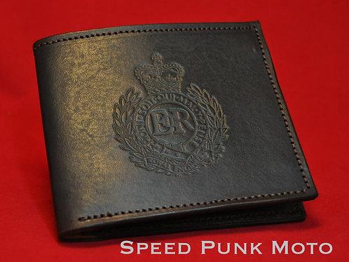 Royal Engineers slim wallet