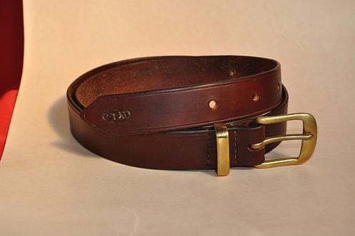 The bridle belt