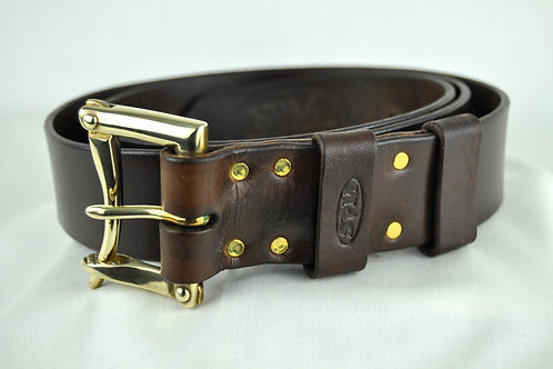 Quick release brass belt