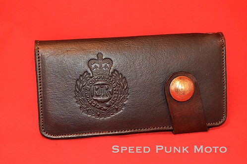 The Royal Engineers wallet