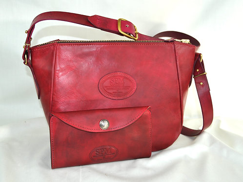 Eilean handbag and purse set