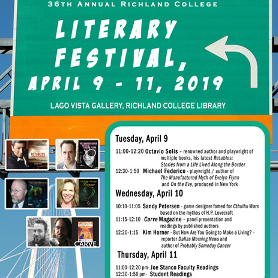 Richland College Literary Festival
