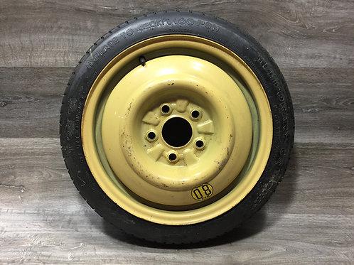 Dojezdové kolo - Mazda 6