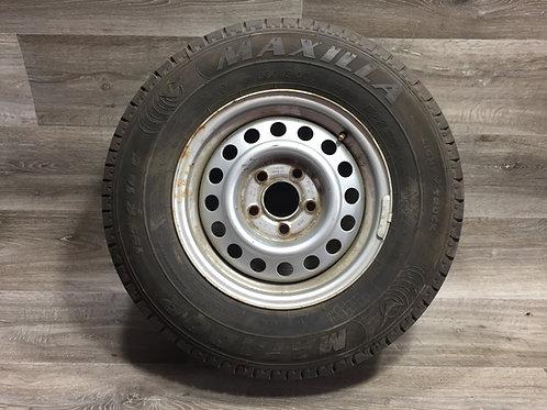 Plechové disky R15 2x (Mazda 6)