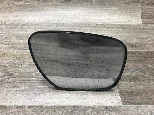Pravé sklo ze zrcátka