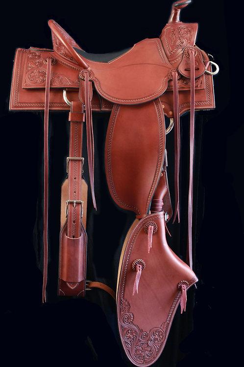 Visalia Saddle