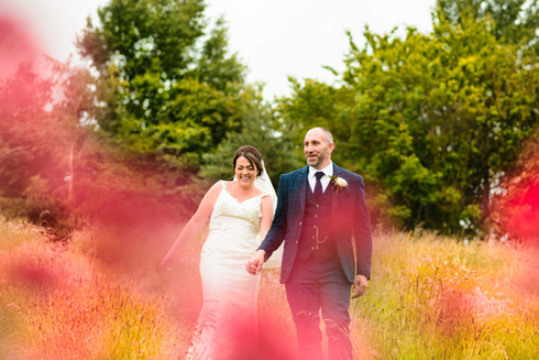 Bride and Groom photography Black Horse Beamish