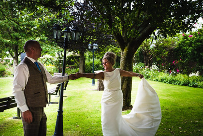 Bride-groom-dancing