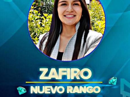 Nuevo Zafiro en la Familia!