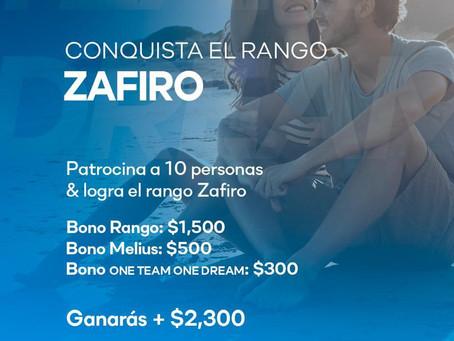 Bono Zafiro ciclo 8