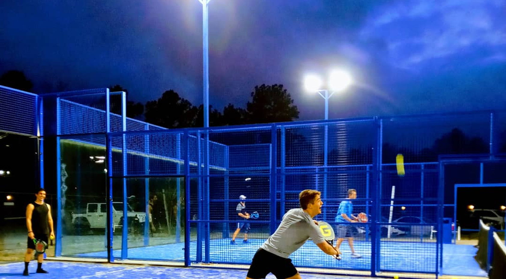 Mens Padel League