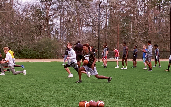 7 on 7 Tryouts