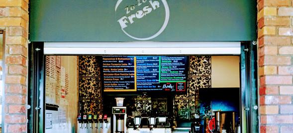 OutDoor Dining w/ Zo Zo Fresh
