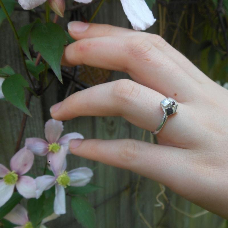 lotus ring