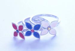 gentian rings