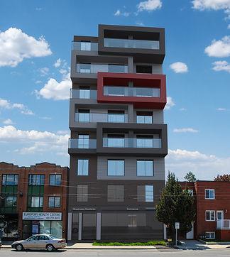 AVA STUDIO, MODERN BUILDING
