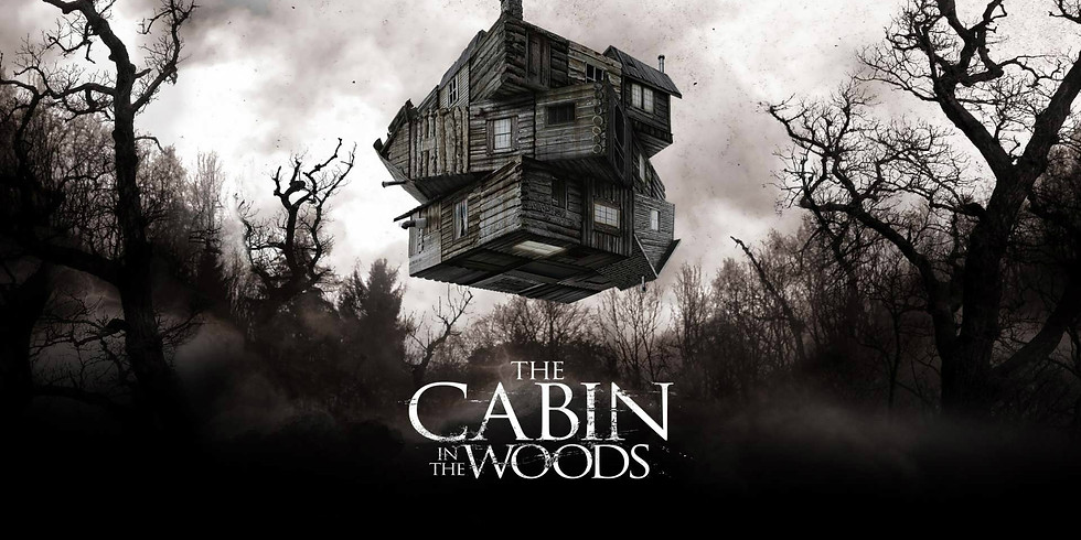 Free Cabin in the Woods Outdoor Movie Night