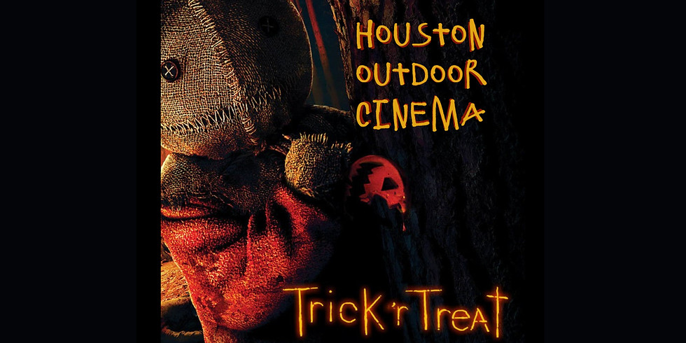Free Trick 'r Treat Outdoor Movie Night