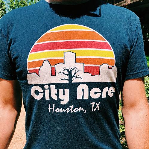 Houston's Team Colors Unisex Tee