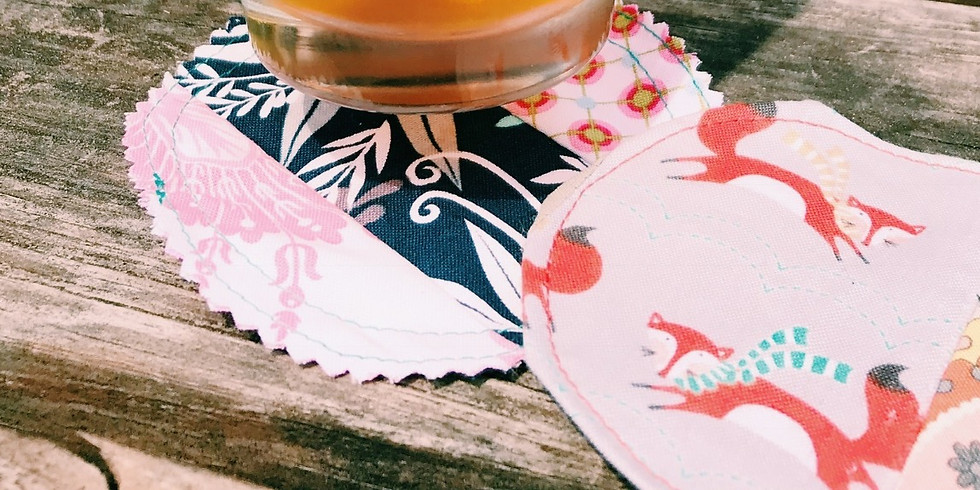 City Acre Brewing Crafternoon Tea