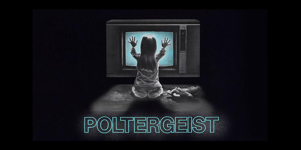 Free Poltergeist Outdoor Movie Night