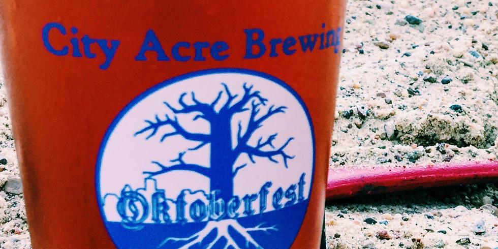 City Acre Brewing Oktoberfest Early Bird Tickets