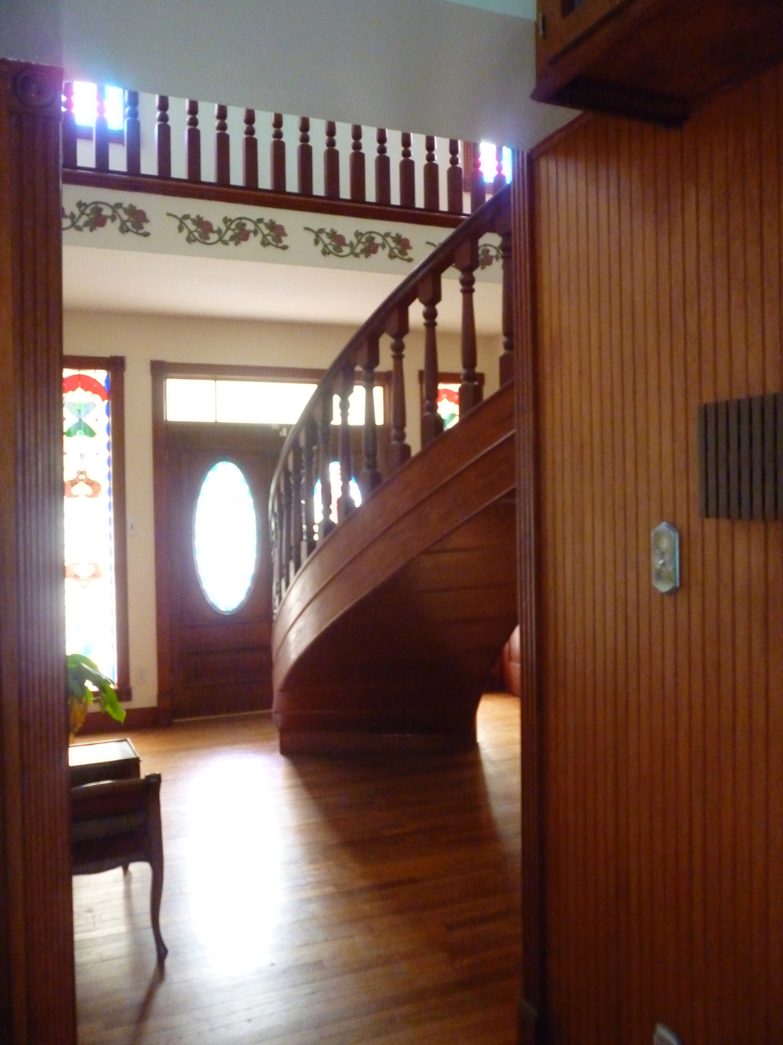 Spiral staircases for photos...