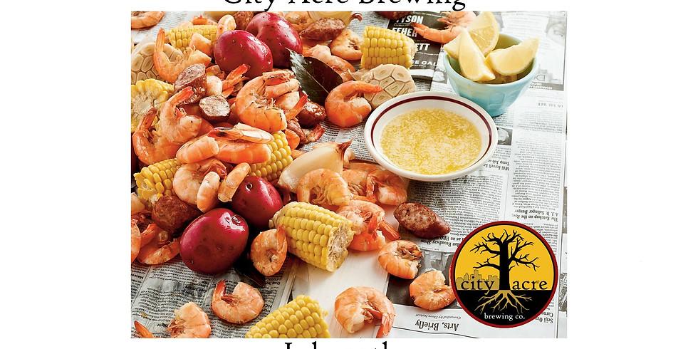 City Acre Shrimp Boil